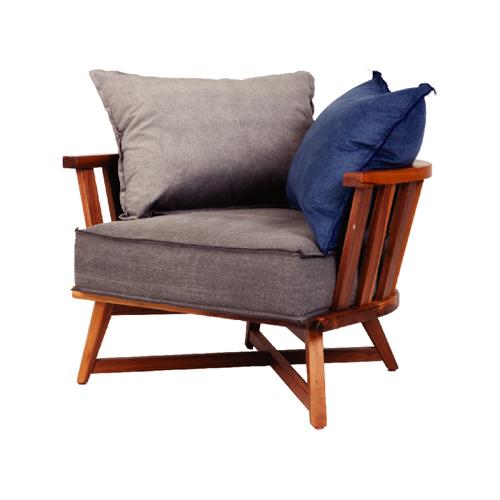 Cage Lounge Armchair Almeco Furniture