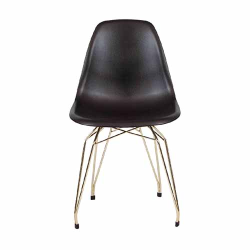 Cameron Golden Legs Chair Almeco Furniture