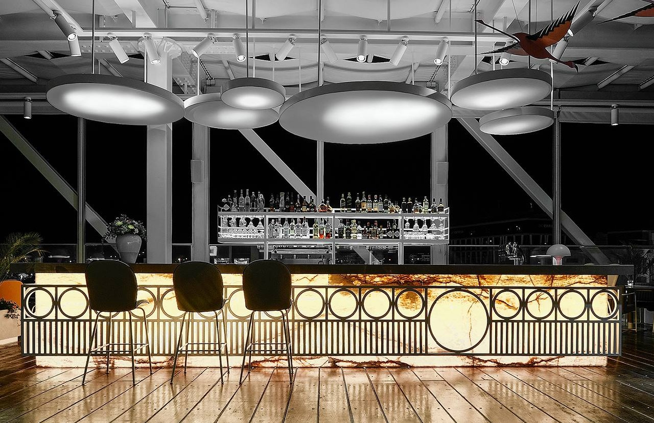 First photo pier one bar restaurant limassol cyprus